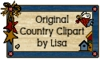 Original Country Clipart by Lisa