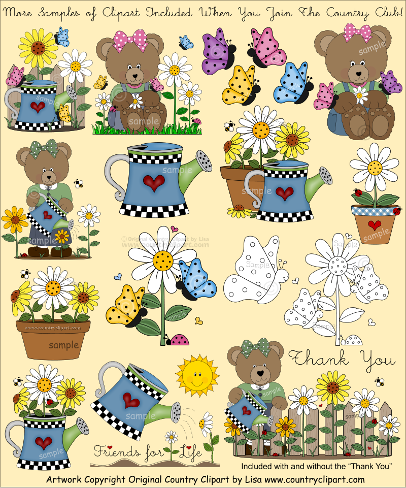 clipart for digital printables and crafts the country club rh countryclipart com country clip art country clipart by lisa home page