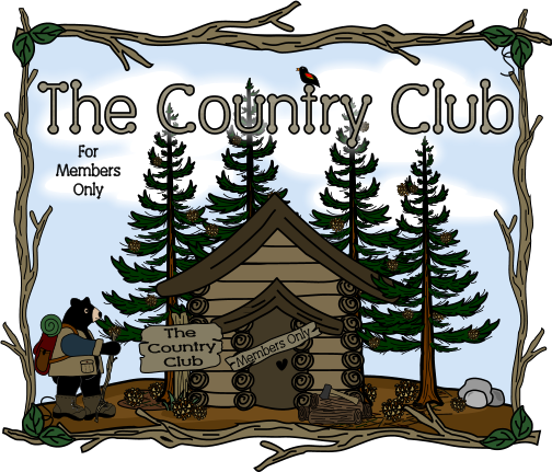 The Country Club Members Only The Country Club For Members Only