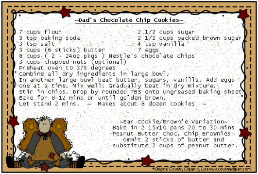 Recipe Card Creator
